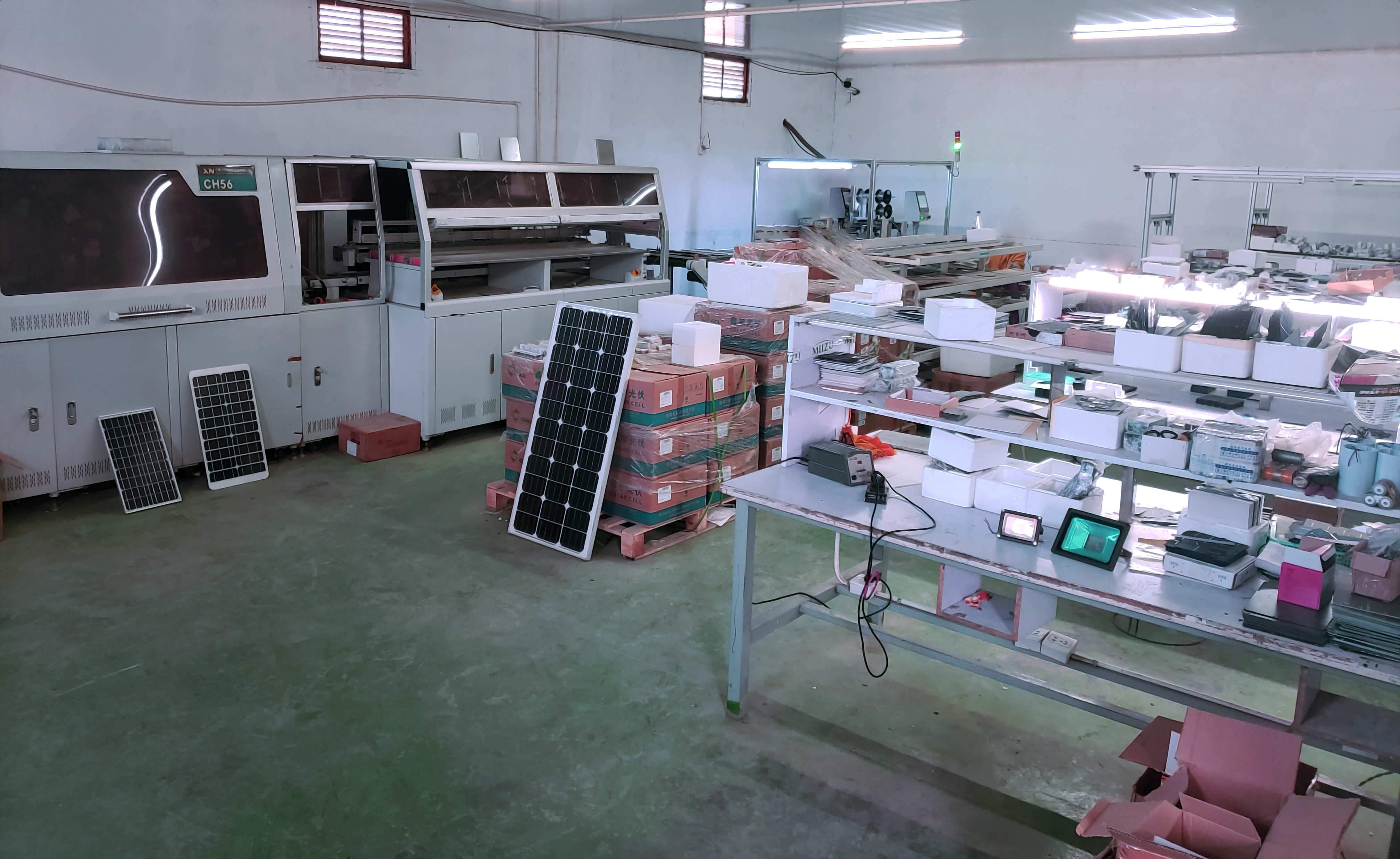 Black Forest Solar Manufacturing Factory