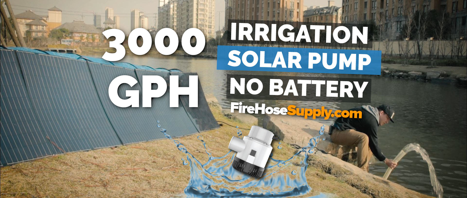 irrigation solar pump system cheap low cost