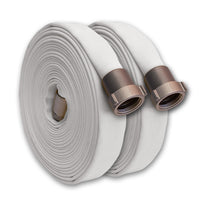 "1-1/2"" Inch Forestry Fire Hose (Type I) White"