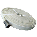 "1"" Forestry Fire Hose used 50 feet:FireHoseSupply.com"