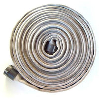 "1.5"" Double Jacket Fire Hose 50 Feet:FireHoseSupply.com"