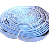 "1.5"" Used Blue Rubber Scrap:FireHoseSupply.com"