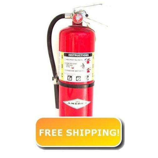 100 Used 10lbs Fire Extinguishers:FireHoseSupply.com