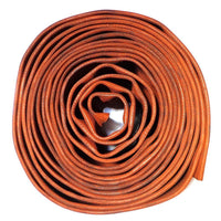 "1000 Feet Rubber 5"" Double Jacket:FireHoseSupply.com"