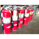 150 Used 5lbs Fire Extinguishers:FireHoseSupply.com