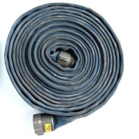 "2.5"" Double Jacket Fire Hose 50 Feet:FireHoseSupply.com"