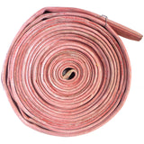 "2.5"" Used Red Rubber Scrap:FireHoseSupply.com"