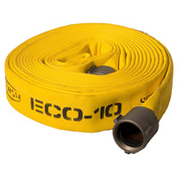 "2.5"" Double Jacket Yellow Fire Hose:FireHoseSupply.com"