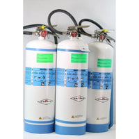 Amerex Non-Magnetic De-Ionized Water Mist Fire Extinguishers 2.5 Gal:17 Units:FireHoseSupply.com