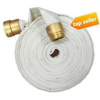 "BULK 1.5"" x 1,000 Feet Fire Hose Free Shipping:FireHoseSupply.com"