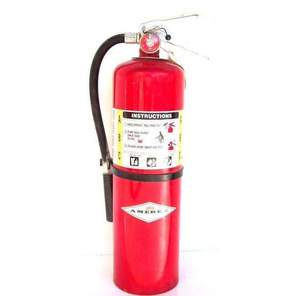 Fire Extinguisher Used 20lbs:FireHoseSupply.com