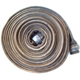 "Old Fire Hose - 2.5"" Double Jacket:FireHoseSupply.com"