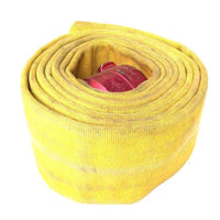 "Scrap Hose - 4"" Double Jacket:FireHoseSupply.com"
