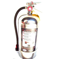 Wet (Class K) Fire Extinguisher Used:FireHoseSupply.com