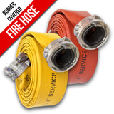 "4"" Inch Rubber Fire Hose"