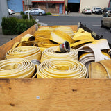 "5"" BULK 1000 Feet Rubber Supply Hose *SPECIAL SALE*:FireHoseSupply.com"