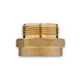 Fire Hydrant Hose Adapter (Female x Male) Brass Hex
