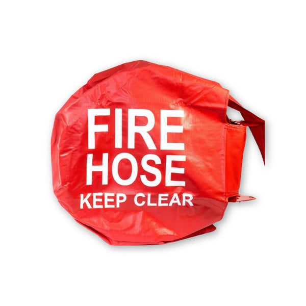 Fire Hose Reel Cover (Red)