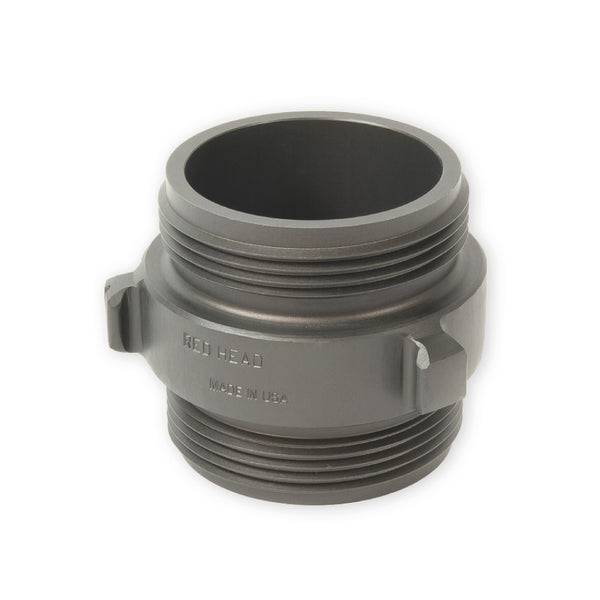 Fire Hydrant Hose Adapter (Male x Male) Aluminum