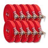 "2 1/2"" Inch Double Jacket Fire Hose Quick Camlock"