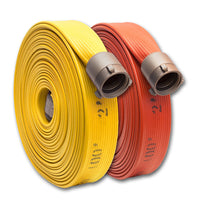 "2 1/2"" Inch Rubber Covered Fire Hose"