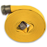"4"" Yellow Fire Hose Double Jacket"