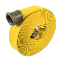 "3"" Yellow Fire Hose Double Jacket"