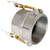 "1-1/2"" Camlock Female x 1-1/2"" NPT Female Adapter (Aluminum):FireHoseSupply.com"