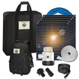 Solar Irrigation Pump Kit 3000 Gallons Per Hour (No Battery Needed):FireHoseSupply.com