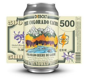 The Colorado Cache, Colorado Biere de Garde  (4 pack)