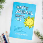 Start your own happy journal after reading about how Jennie Moraitis started her own happy journal years ago! The best part about this book is that it includes a blank happy journal at the end of the book itself! It also includes happy journal ideas of how to get started immediately.