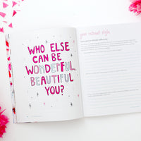 Who else can be wonderful, beautiful you? The Creative Retreat includes simple exercises to help you DIY your own personal retreat.