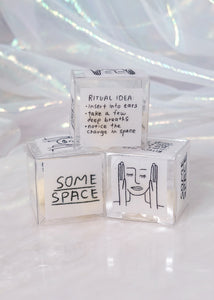 Some Space Ear Plugs