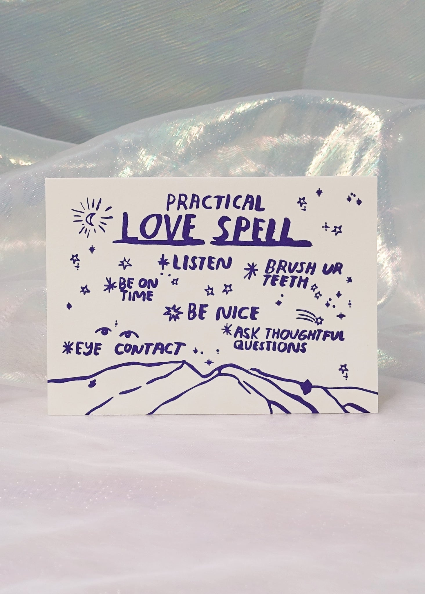 Love Spell Card