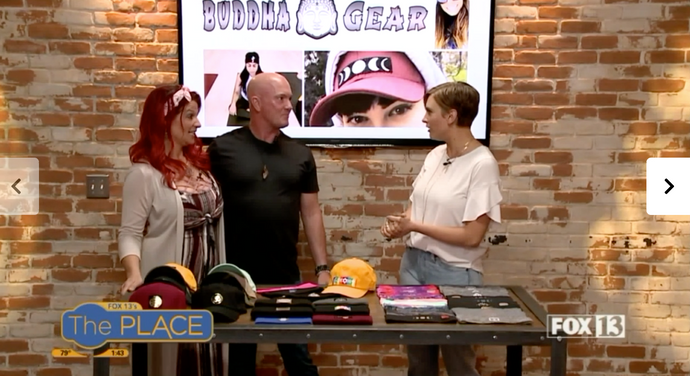 Buddha Gear on Fox 13 News Utah