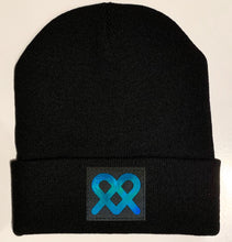 Load image into Gallery viewer, Black Skater  Beanies by Buddha Gear and Kula Brands