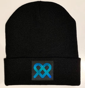 Black Skater  Beanies by Buddha Gear and Kula Brands