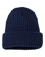 Load image into Gallery viewer, beanie thick cuffed chunky knit beanie by Buddha gear dreadlock beanie