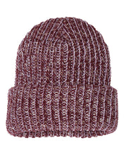 Load image into Gallery viewer, thick beanie thick cuffed chunky knit beanie by Buddha gear rasta hat