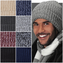 Load image into Gallery viewer, beanie thick cuffed chunky knit beanie by Buddha gear