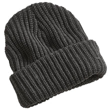 Load image into Gallery viewer, dread head beanie thick cuffed chunky knit beanie knitted hat by Buddha gear