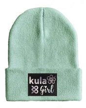 Load image into Gallery viewer, Aqua Yoga Beanie hat by Buddha Gear and Kula Brands