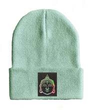 Load image into Gallery viewer, Buddha yoga Beanie hat by Buddha Gear
