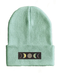 moon yoga Beanie hat by Buddha Gear