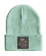 Load image into Gallery viewer, Mushroom yoga Beanie hat by Buddha Gear