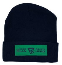 Load image into Gallery viewer, 1/2 Price Jackie Chan Hats and Beanies from the Green Hero Exhibit at the Leonardo Museum