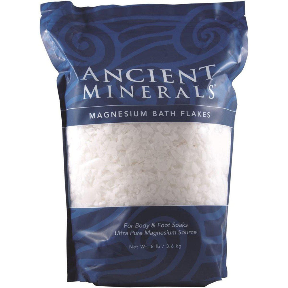 ANCIENT MINERALS Magnesium Bath Flakes 3.63kg - Welcome Organics