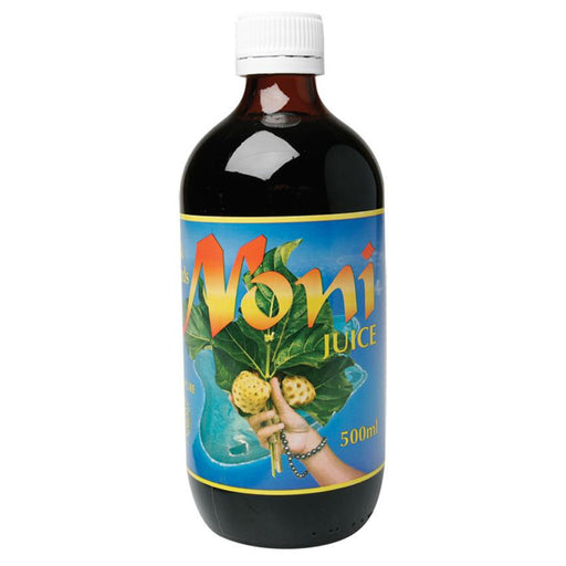 COOK ISLANDS Noni Juice 100% Fresh 500ml - Welcome Organics