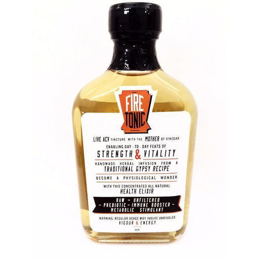HILBILBY Fire Tonic 180mls-HILBILBY-Welcome-organics