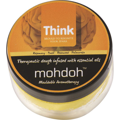 MOHDOH (aromatherapy colour dough) Think 50g - Welcome Organics